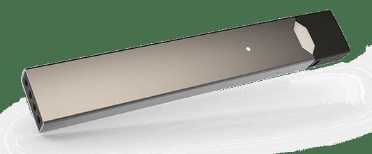 Silver JUUL Vaporizer pen