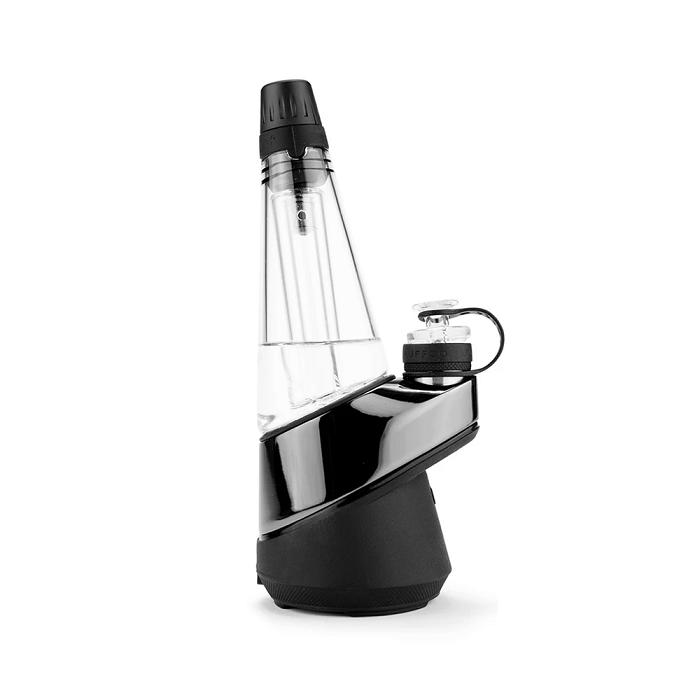 Puffco Peak travel glass smart dab rig